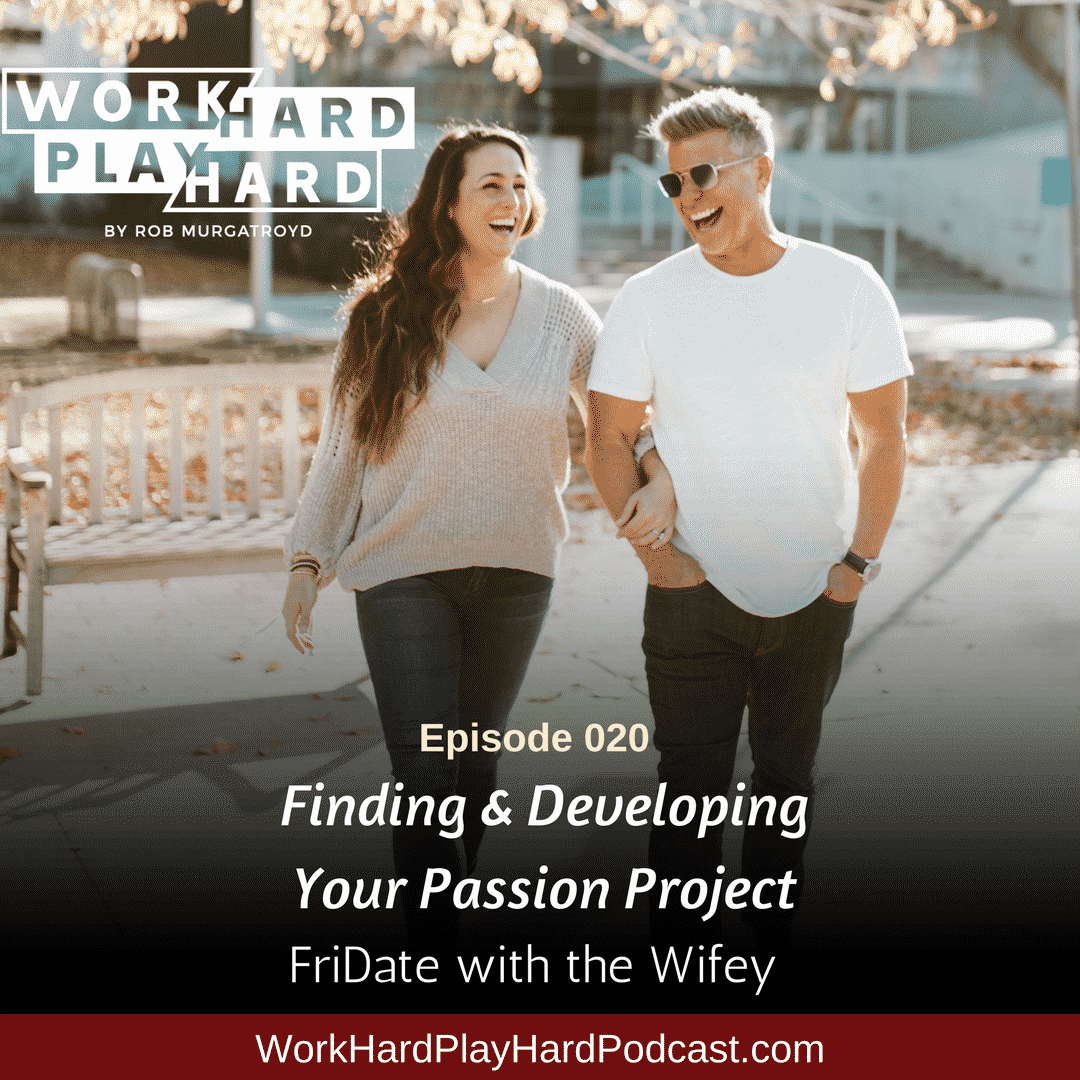 Finding & Developing Your Passion Project | Fri-Date