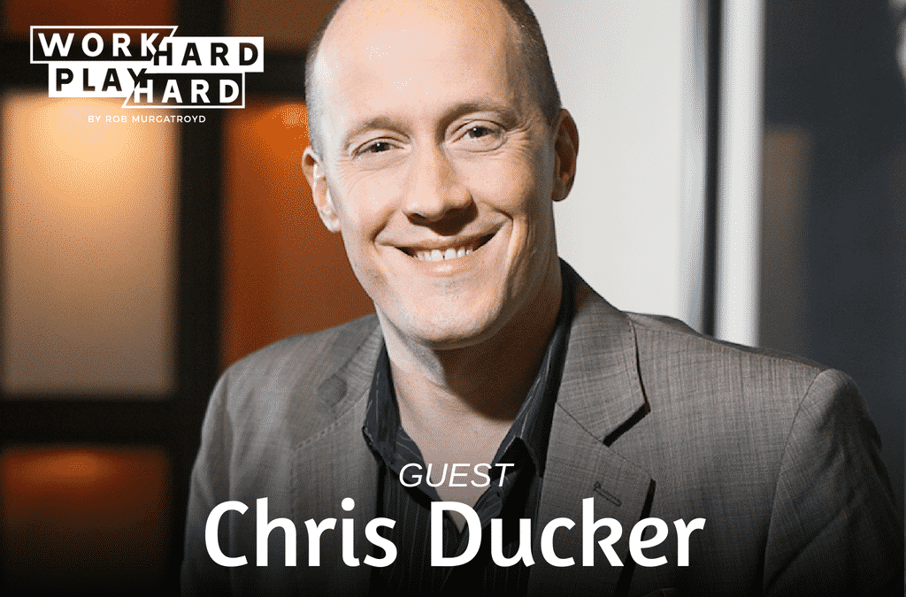 027: Chris Ducker | Outsourcing Your Way From Work To Play