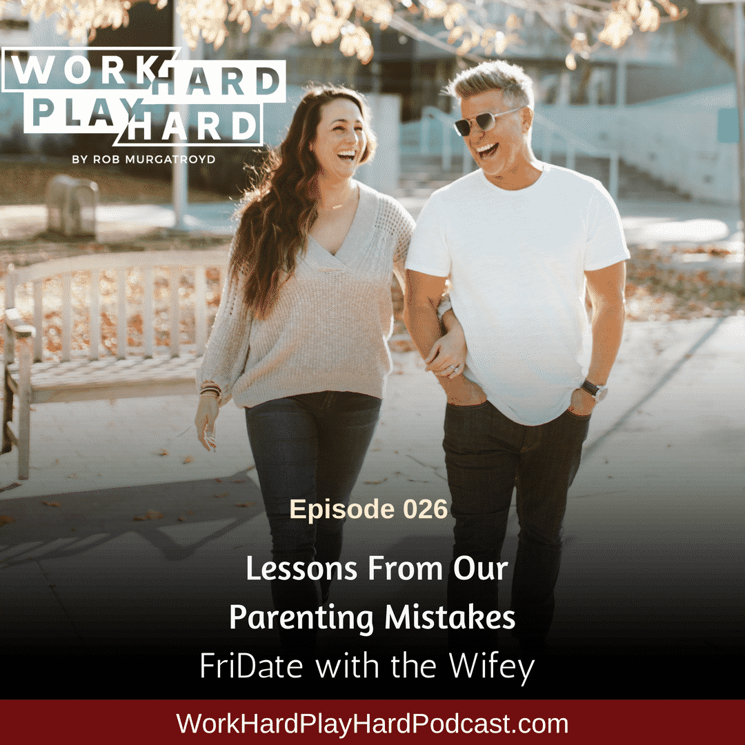 Lessons From Our Parenting Mistakes | Fri-Date
