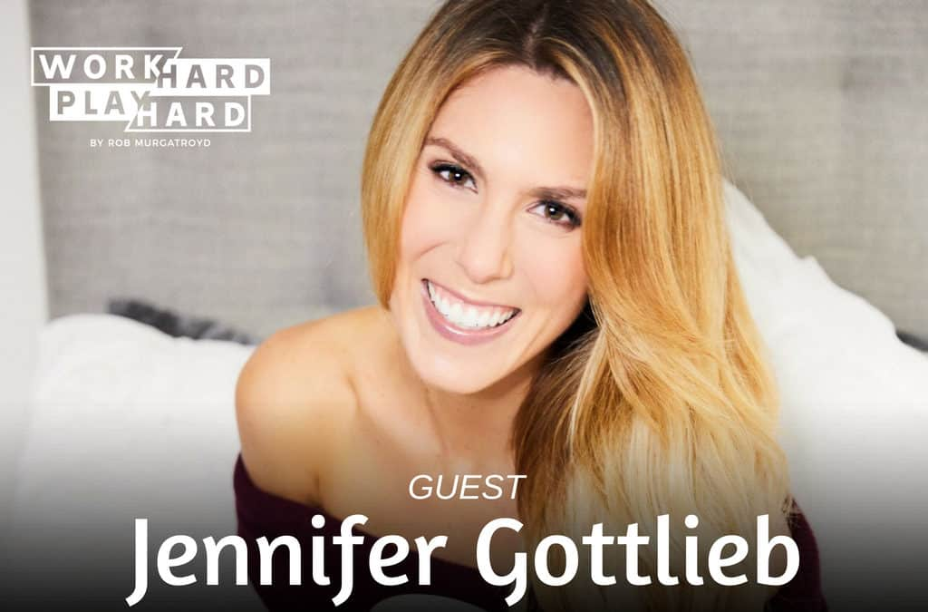 051: Jennifer Leah Gottlieb | Creating a Rocker Persona on VH1… & Then Ditching it for Authenticity