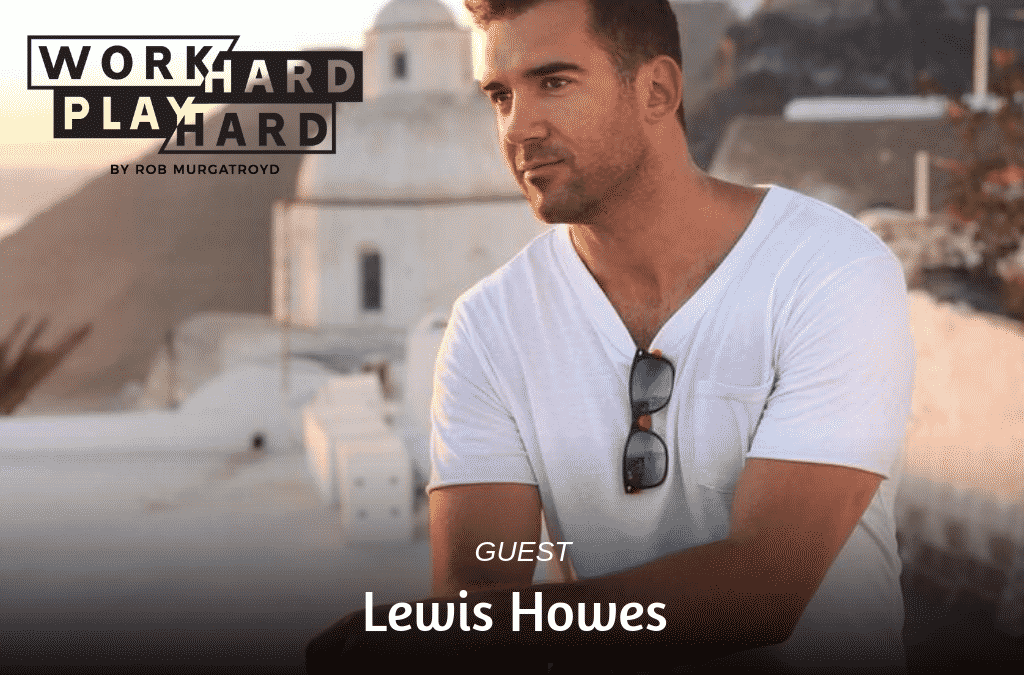 061: Lewis Howes | Radical Honesty: From Stealing to Greatness