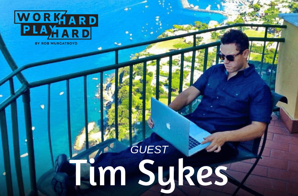 089: Tim Sykes | Trading Stocks, Travel, and Running A Charity