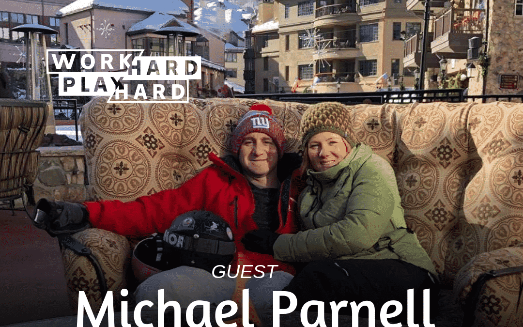 093: Michael Parnell | Turning Your Life Around