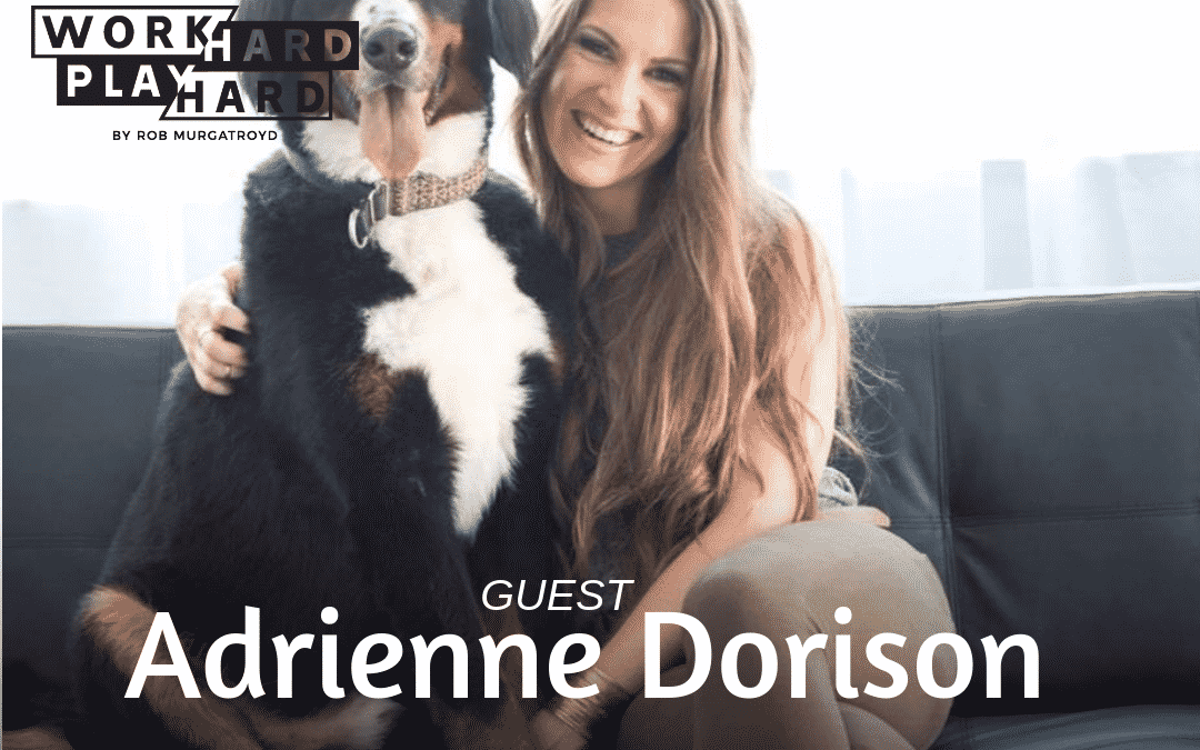 104: Adrienne Dorison | Getting Out Of Debt, Business Growth, and Running Like Clockwork