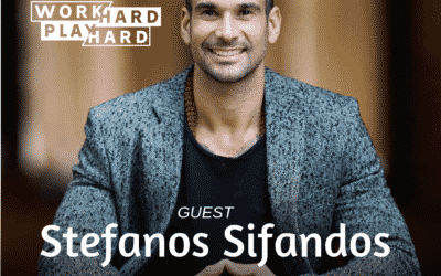 107: Stefanos Sifandos | Fulfillment In Life + Relationships