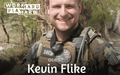 143: Kevin Flike | Living Life FULL Out After Deployment