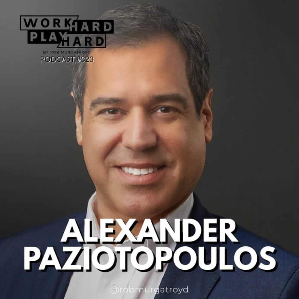 323: Dr. Alexander Paziotopoulos | Learn How Reverse Aging May Get You Living Past 100