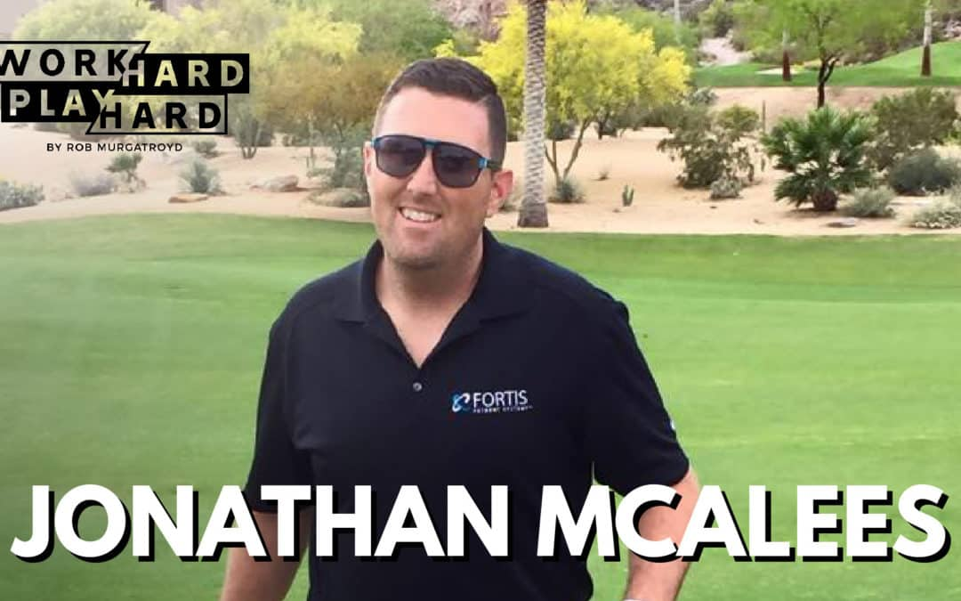 327: Jonathan McAlees | Serial Entrepreneur Shows You How to Have It All