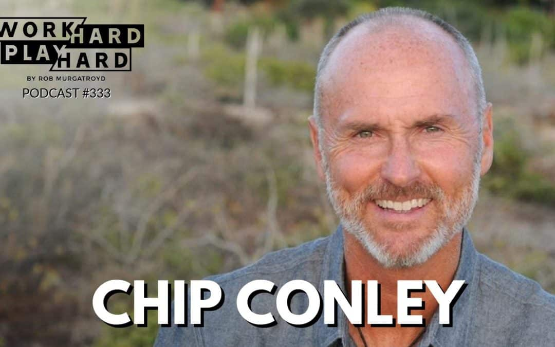 333: Chip Conley | On Workaholism, Midlife, & How To Find Your Calling