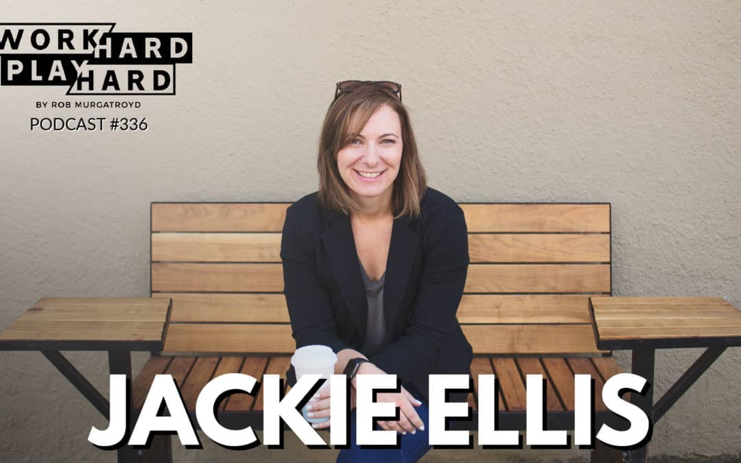 336: Jackie Ellis | How to Avoid Letting a Heart Attack Become Your Wake up Call