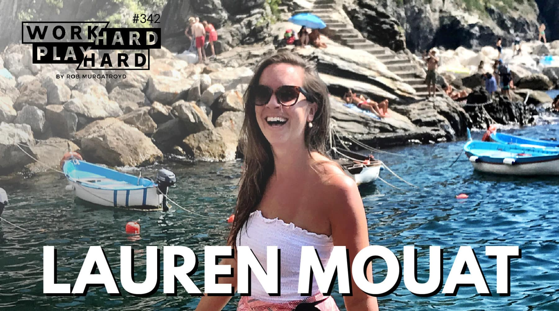342. Lauren Mouat: How an American Expat Writer Found Her Dream Life in Tuscany