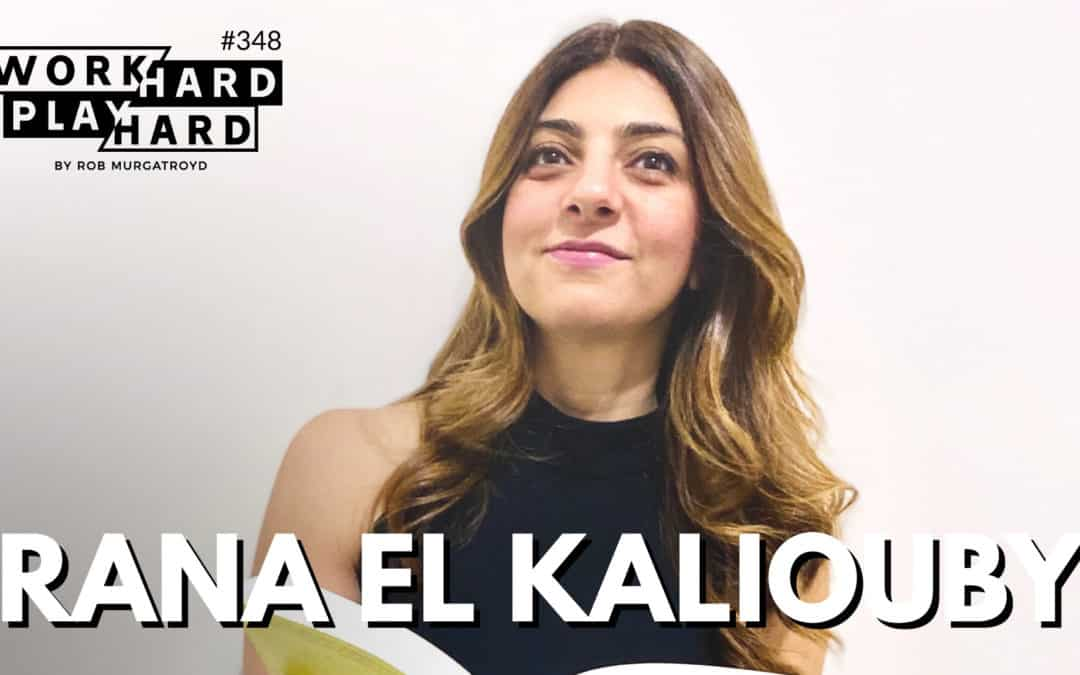 348. Making Technology That Understands Your Emotions with Rana el Kaliouby