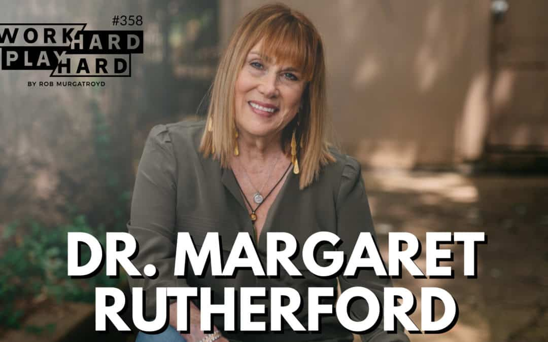 358. Psychologist Dr. Margaret Rutherford on How Perfectionists Mask Their Depression