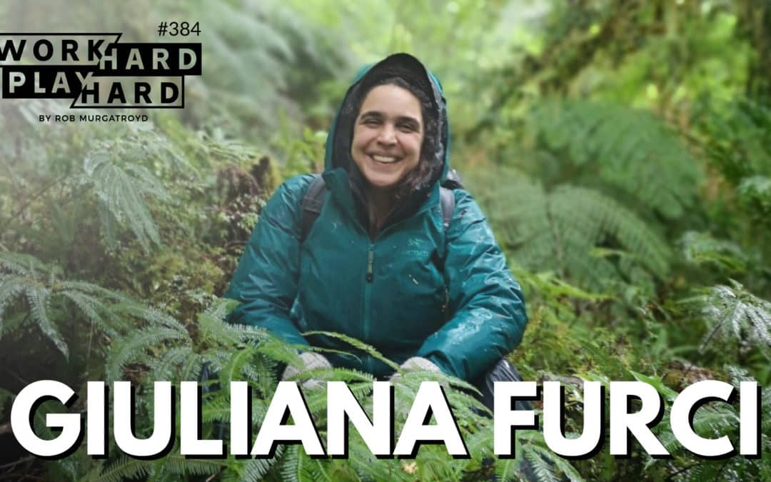 384. Diving Into the FASCINATING World of FUNGI with Giuliana Furci
