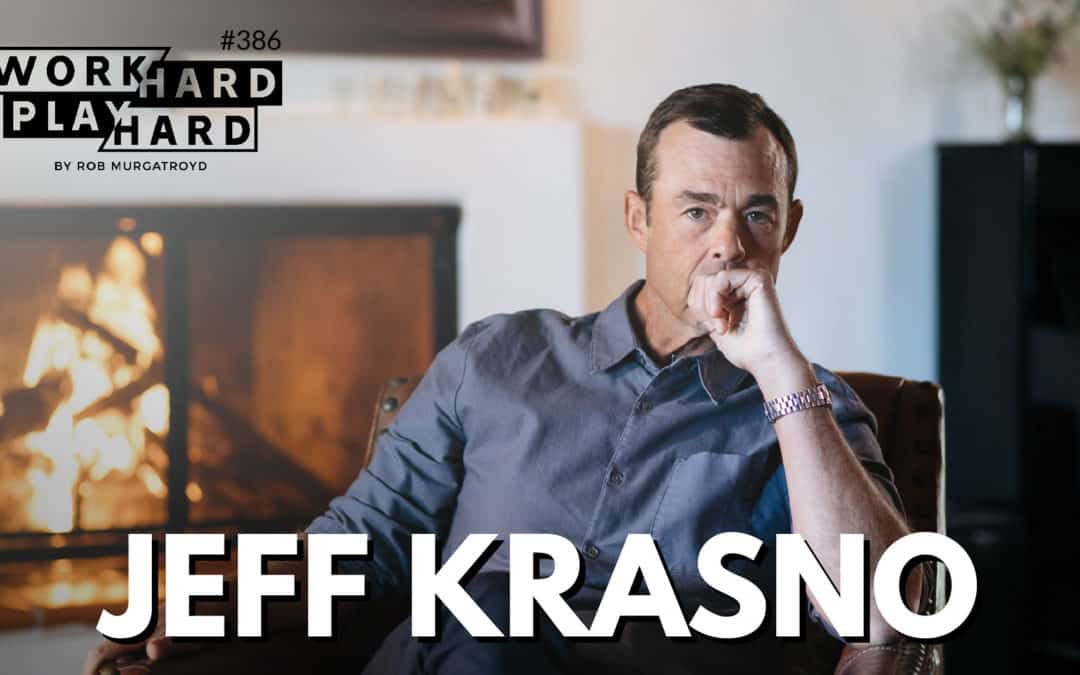 386. How Jeff Krasno Finds Communion & Unites People with Story